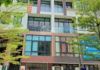 Cho thuê Shophouse HD Mon Hàm Nghi, DT 100m2, MT 6m, 6T, thông sàn thang máy nhà mới 100% giá 38tr