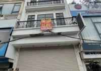 Cho thuê nhà mặt phố Phạm Văn Đồng - Ngã ba Hoàng Quốc Việt 70m2 7 tầng 1 hầm, thông sàn. Giá 50tr
