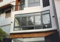 Nhà mới 3 lầu, sân thượng HXH vip khu hẻm 48 đường Hồ Biểu Chánh, phường 11, Phú Nhuận. DT: 5x10m