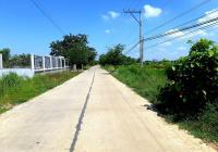 Đất thổ cư đường Trần Văn Nghĩa, DT 240m2, sổ hồng riêng, giá 1,75 tỷ