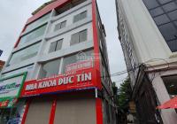 Cho thuê nhà mặt phố Phạm Văn Đồng 85m2, 5 tầng, mặt tiền 8m. Thông sàn, tháng máy, giá 60tr
