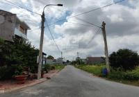 Đất sát tái định cư Phú Sơn, 6x30m