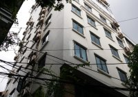 Bán tòa nhà mặt phố cổ Bát Đàn 120m2, Hàng Gà - ô tô - vỉa hè - hiếm - khách sạn - spa