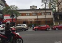 Cho thuê nhà MP Lê Duẩn 240m2x3 tầng, MT~10m, 140tr (bao VAT), nhà thông, riêng biệt, nhận ngay