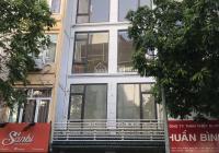 Cho thuê nhà mặt phố 5 tầng ở Trương Công Giai 45m2, MT 5m, kinh doanh cực tốt giá 28 triệu/tháng