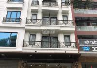 Cho thuê nhà mặt phố Phạm Tuấn Tài 65m2 x 5T, nội thất cao cấp, kinh doanh cực tốt. LH 0375458823