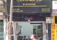 Cần cho thuê mặt bằng kinh doanh tại Khâm Thiên, Quận Đống Đa