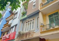 Cho thuê nhà nguyên căn DT 70m2x5 tầng ngõ Phạm Tuấn Tài, Dịch Vọng, Cầu Giấy, HN
