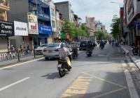 Mặt phố, vỉa hè, kinh doanh, bán mặt phố Tôn Đức Thắng 81m2 MT 4.6m lô góc giá 19.2 tỷ