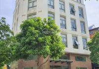 Cho thuê nhà mặt phố Võ Chí Công - Tây Hồ, 130m2, 7T 1H, MT 6.5m thông sàn, gần viện Tim Hà Nội