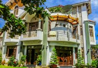 Cho thuê Biệt thự Thảo Điền Quận 2 1 trệt 2 lầu sân vườn DT 400m2
