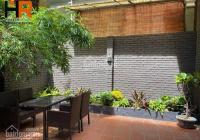 Nhà đẹp nhỏ xinh, 1 tầng có sân vườn cho thuê giá rẻ tại Tây Hồ