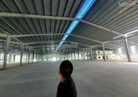 Bán nhà xưởng 3MT KCN Tân Đức vừa cải tạo mới 100%