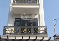 Bán nhà Bình Tân, đường Số 6, khu vip, đúc 4 tấm, DT: 4.5 x 16m, LH 0902 566 169