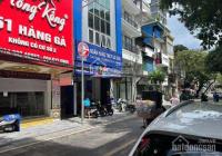 Cho thuê nhà mặt phố Hàng Gà đoạn thời trang, DT 65m2 x 4 tầng, MT 4.8m. LH Bách: 0974739378