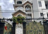 Bán nhanh nhà góc 2 mặt tiền HXH Nguyễn Cửu Vân P17 Bình Thạnh DT 6x16 biệt thự 3 lầu đẹp giá 14 tỷ