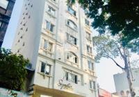 Bán khách sạn 3* 2 mặt tiền đường Lê Lai - Nguyễn Văn Tráng, P. Bến Thành, Q1 16x20m. Hầm 10 tầng