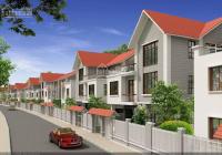 Bán gấp lô đất biệt thự Vườn Cam Vinapol Vân Canh Hoài Đức HN; DT 200m2 mặt đường 60m, giá đầu tư
