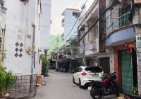 Nhà hẻm xe hơi 7m Tân Hoà Đông P14 Q6. 4 x 12m nở hậu nhẹ 4,05m (48,6m2) 1 trệt 1 lầu