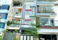 Cho thuê nhà h8m nhựa Tân Quý, Tân Hương, DT: 4 x 17m, 4tầng, 5PN Suốt