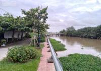 Đất mặt tiền sông Bảo Định, gần cầu Hùng Vương, Tp. Mỹ Tho, tỉnh Tiền Giang