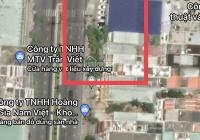 Cho thuê nhà cấp 4 MT: Nguyễn Hữu Thọ DT 5x25=125m2 giá thuê 25 triệu/th hướng: Đông sát góc Tố Hữu