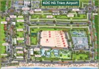 Bán đất sân bay Lộc An Hồ Tràm - chỉ 500tr đã có ngay 1 nên đất - ngân hàng hỗ trợ 50% - 0933115593