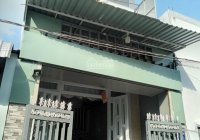 Nhà 1 trệt 1 lầu cách đường Trần Quang Diệu chỉ 50m. Lộ 6m thích hợp KD