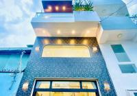 Nhà phố hiện đại 2021, quá xuất sắc ngay trung tâm Gò Vấp, hẻm 7m xe hơi ngủ trong nhà