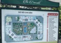 Bán Shophouse chung cư CT8 Emerald Vimefulland Mỹ Đình, diện tích 164m2 giá 10,5 tỷ.Lh 0902464688