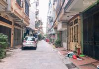 Bán gấp căn nhà đang ở phố Nguyễn Thái Học - Hà Đông 25m2 - 5 tầng - 3PN, ô tô vào nhà 2,25 tỷ