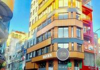 Bán nhà mặt tiền Lê Hồng Phong, P. 3, Quận 5, góc An Dương Vương. DT 4.5x20m, giá chỉ 35 tỷ TL