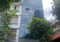 Tôi cần cho thuê tòa nhà văn phòng tại Mỹ Đình. Thông sàn, thang máy DT 100m2, 7T, MT 7m giá 50tr