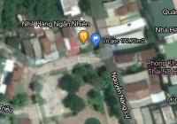 Chủ cần tiền bán gấp lô góc đất ở hai mặt tiền đường Nguyễn Năng Lự giá rẻ nhất khu vực