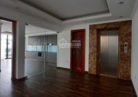 Bán nhà mặt phố Phú Xá DT 124m2, xây 5 tầng, mặt tiền 8,5m, vỉa hè 3m, kinh doanh tốt, thang máy
