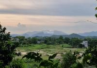 Chính chủ bán 1300m2 đất thổ cư Cư Yên, Lương Sơn view cánh đồng giá đầu tư