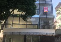 Cho thuê nhà MP kinh doanh Trần Quốc Hoàn - Cầu Giấy 60m2, 6 tầng, mặt tiền 7m, có thang máy, 35tr