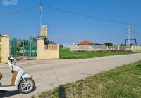 Cần ra lô đất Nga An, Nga Sơn, giá chỉ 65xxxx, đường đi động Từ Thức, cách dường 10 40m