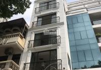 Cho thuê nhà mới mặt phố Phạm Văn Đồng, gần về Cầu Giấy. DT 70m2, 6 tầng 1 hầm thông sàn, full đồ