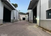 Công ty Thành Đạt cho thuê kho gần cầu Phú Lương (ngay sát TP Hải Dương). DT 900m2 và 2500m2