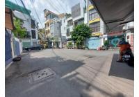 Hiếm cực! 5 tầng, 8,5x11 (DTSD 121m2) P. Đa Kao, Quận 1 HXH 8m; Độc nhất khu Nguyễn Thị Minh Khai