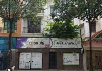 Cho thuê nhà biệt thự mặt phố Trung Văn Vinaconex 3, cầu vượt Mễ Trì DT 170m2*4T + 1H, mặt tiền 10m