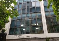 Cho thuê nhà mặt phố Nguyễn Khang 70m2 - 6 tầng, MT: 5m