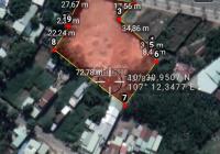 Bán đất mặt tiền Võ Văn Kiệt, Xã Hòa Long, Tp Bà Rịa. 4150m2 giá 9tr/m2 TL