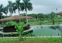 Cần bán biệt thự nghỉ dưỡng tại thôn 5, Ba Trại, Ba Vì, Hà Nội, giá 12 tỷ, 0971274648