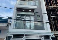 Bán nhà HXT Bình Trị Đông 4x18m 4 tầng giá 5.1 tỷ Bình Tân