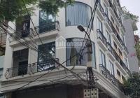 Bán toà nhà cho thuê căn hộ dịch vụ Cầu Giấy