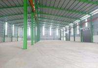 Chính chủ cho thuê kho xưởng diện tích 1200m2 mặt đường QL5, Cẩm Giàng, Hải Dương