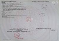 Cần bán lô đất đường Ngã Ba Lăn Xi Cầu Mắm (D8) Tân Định, Bến Cát. LH 0906266991