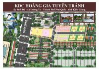 PhuQuocLand - ra mắt KDC Hoàng Gia, Tuyến Tránh, giá rẻ cho NĐT, LH 0906.95.96.97 (Mr Toàn)
